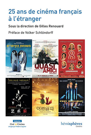 25 ans de cinéman français à l'étranger