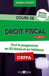 Cours de Droit fiscal 2022