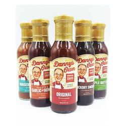 Dannys BBQ Sauce