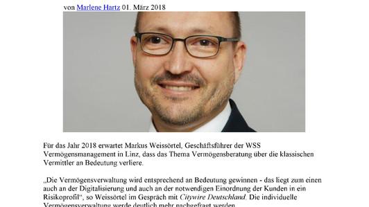 Citywire Deutschland