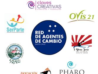 """Organizaciones de Santa Cruz lanzan la """"Red de Agentes de Cambio"""""""