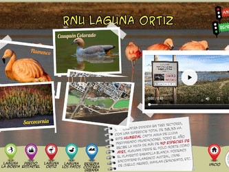 Crean un recurso digital interactivo para visitar las reservas de la ciudad