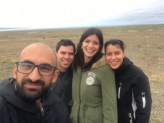 Jóvenes conservacionistas de Ambiente Sur ganan proyecto internacional