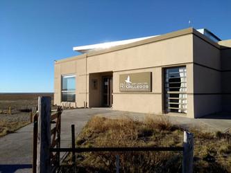 """Centro de Interpretación """"Estuario del río Gallegos"""": un espacio de la comunidad."""