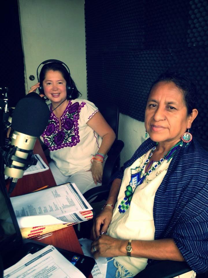 Programa 02 2014 09 05 Gloria Olguin y Alicia Arines SantaMaria
