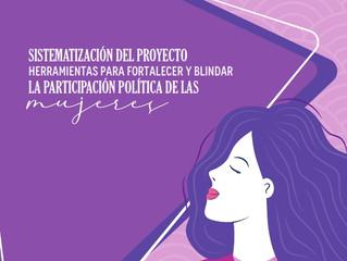 Herramientas para fortalecer y blindar la participación política de las mujeres