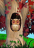 David Griffiths- A Wise Old Owl- Full.jp