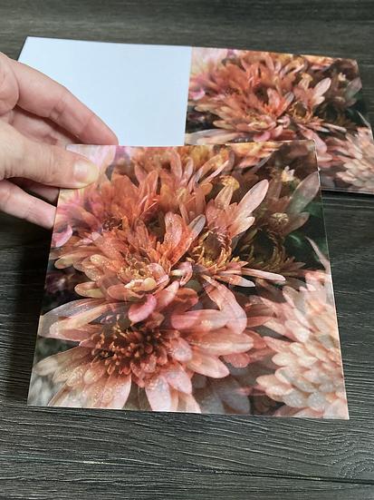 Carte de voeux 1 + enveloppe