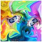 Abhishek Soni- Neon Rainbow Eyes- Abstract- Full- 4.jpg