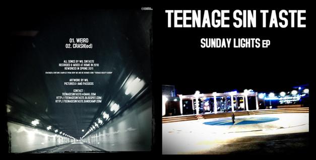Teenage Sin Taste