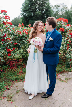 фотосессия прогулки на свадьбе