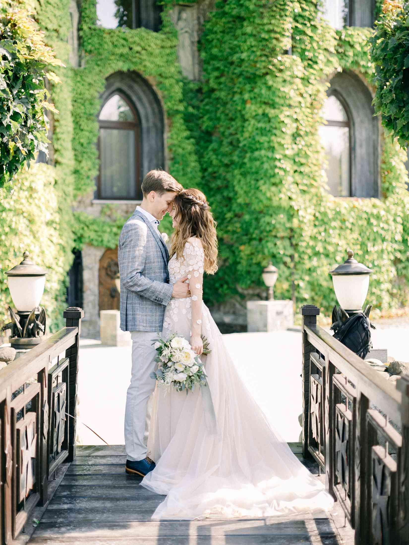 где провести свадебную фотосессию