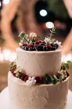стильный свадебный торт Киев