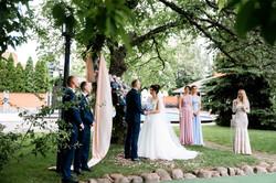 свадебная церемония Анна Кулинич