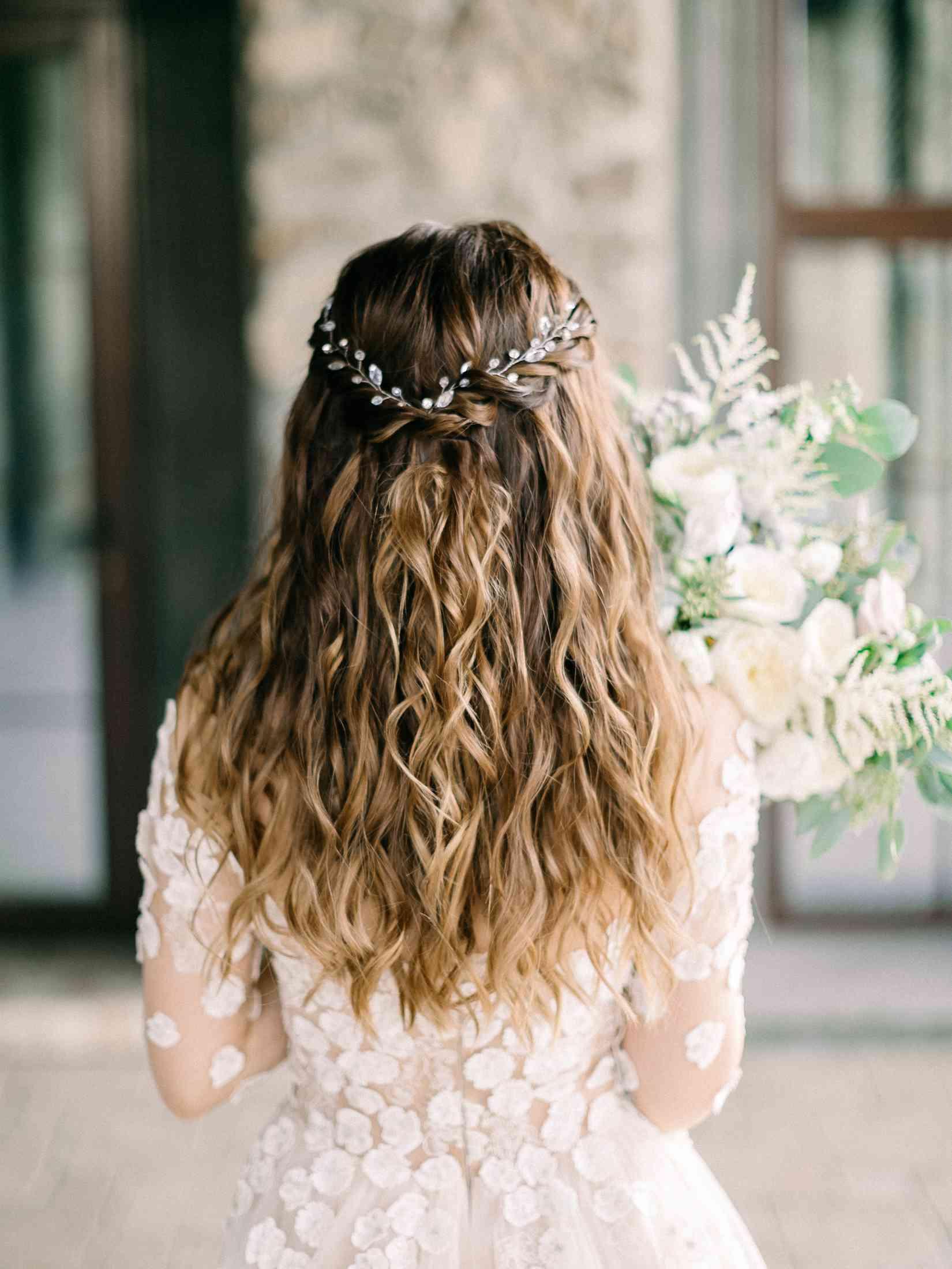 Нежный образ невесты от Юлии Ксениты