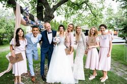 Команда агентства MUZA-wedding