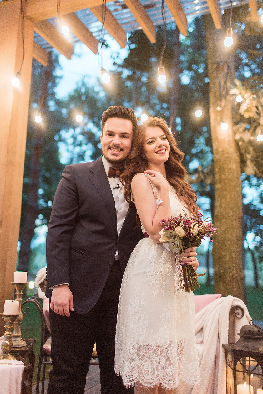 Предложение руки и сердца от MuZa-wedding для Артема Попкова и Александры Федив