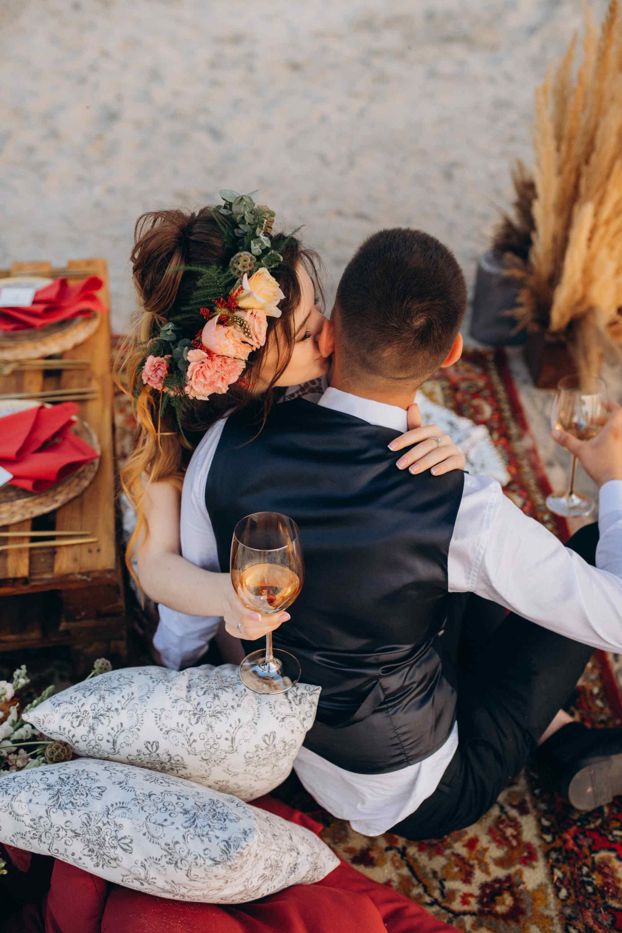 организация романтических свиданий