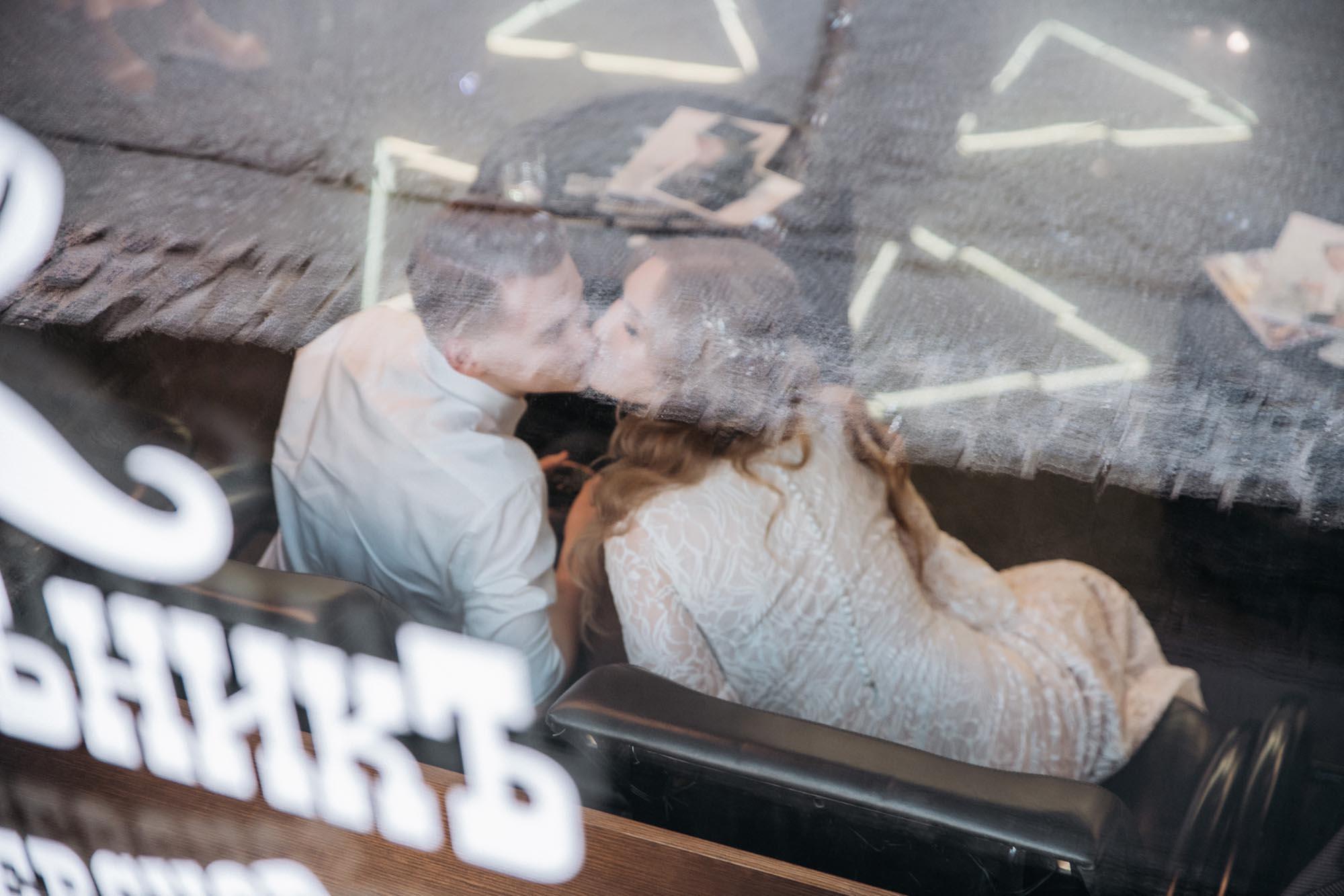 свадьба утро в барбершопе цирюльникЪ