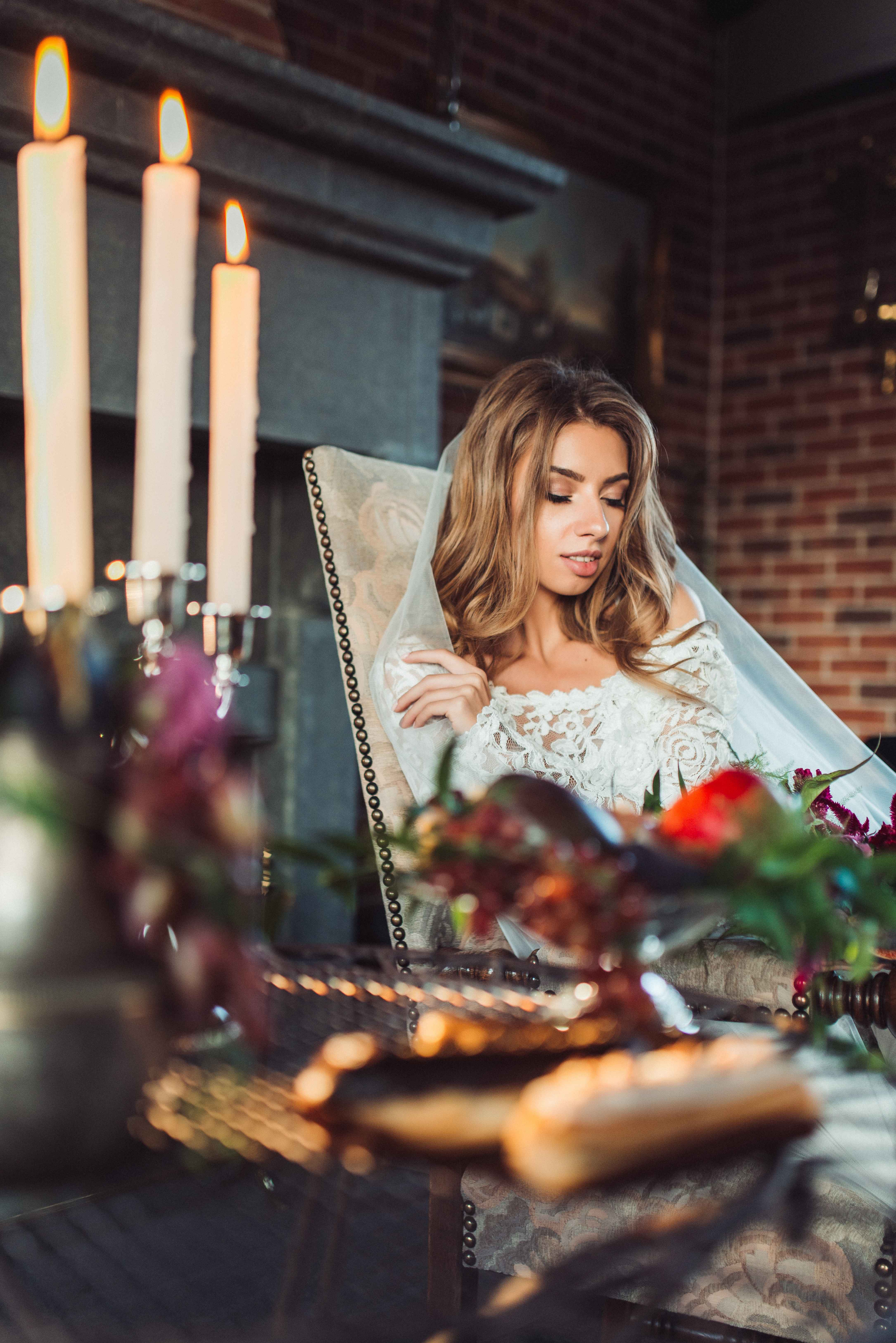 Фотосессия утра невесты в Киеве