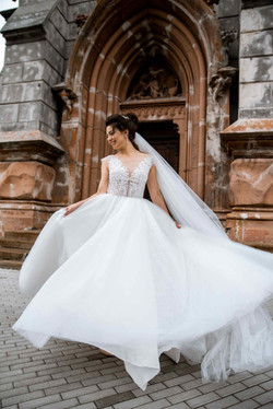 wedding dress, bride, Kiev, Kiyv