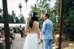 свадебная церемония, кантри, киев