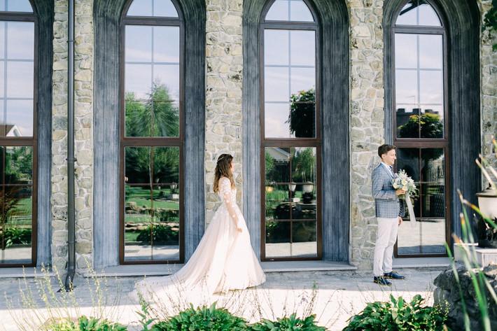 3 причины, почему в свадебный день стоит сделать съемку first-look