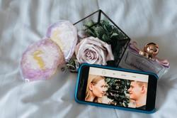 свадебный сайт вместо приглашения