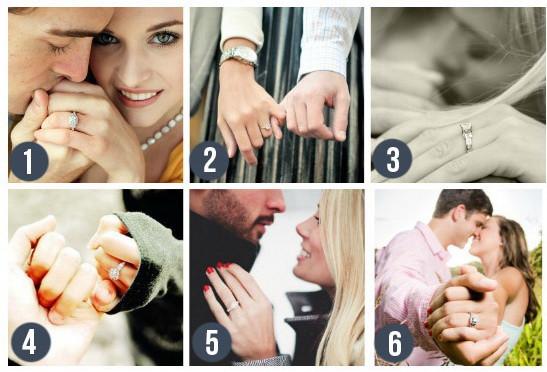 Показать кольца. Скажете, это банально? Возможно. Но согласитесь, нельзя представить свадебную фотосессию без фото с кольцом! Просто проявите немного оригинальности, найдите что-то свое.