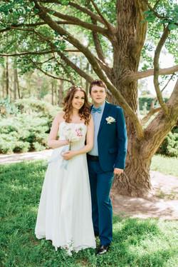 Женя и Андрей, MuZa-wedding