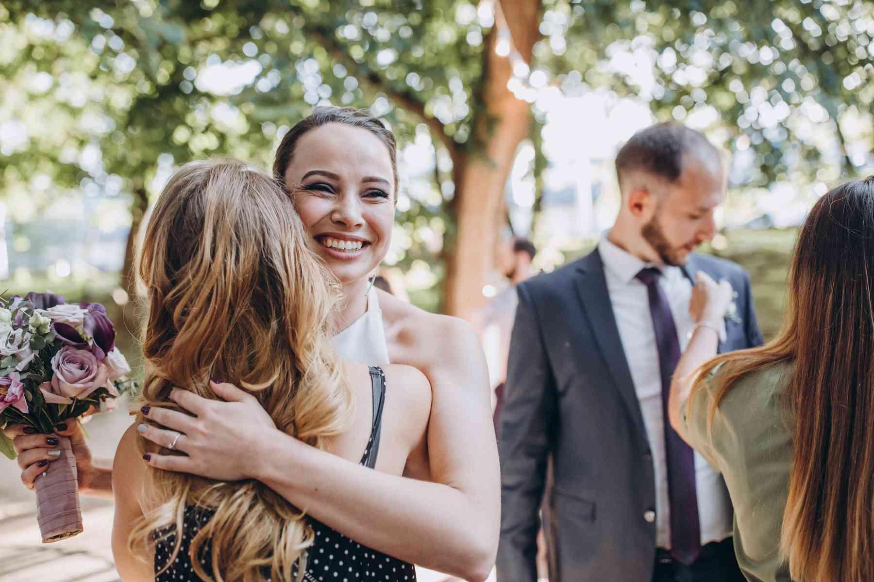 поздравления молодоженов на свадьбе
