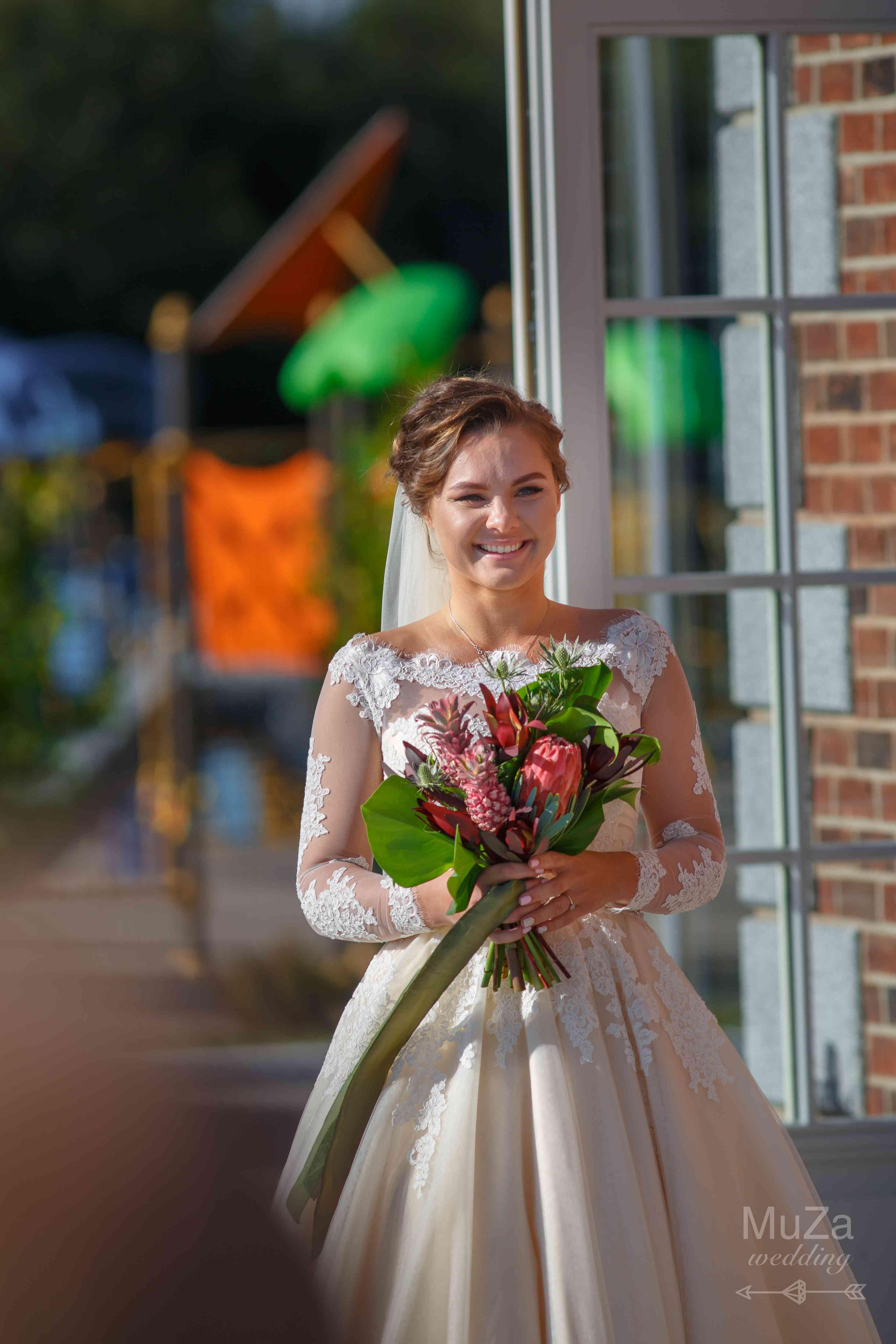 выход невесты выездная церемония