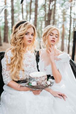 чувственный образ, портрет, свадьба