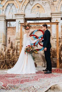 свадебник, символ, церемония