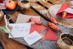 стильная свадебная полиграфия Киев