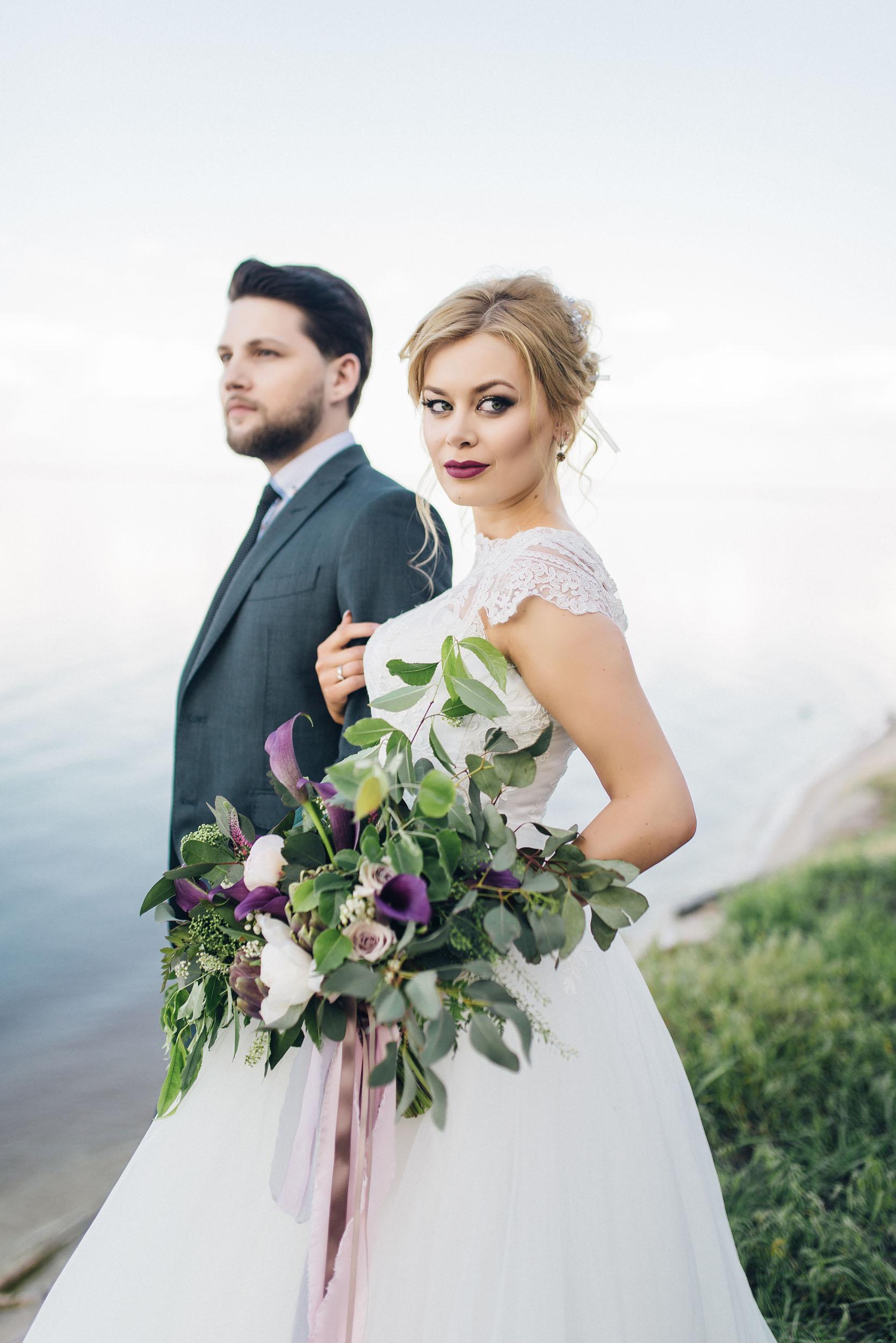 Жених и невеста, свадьба Киев