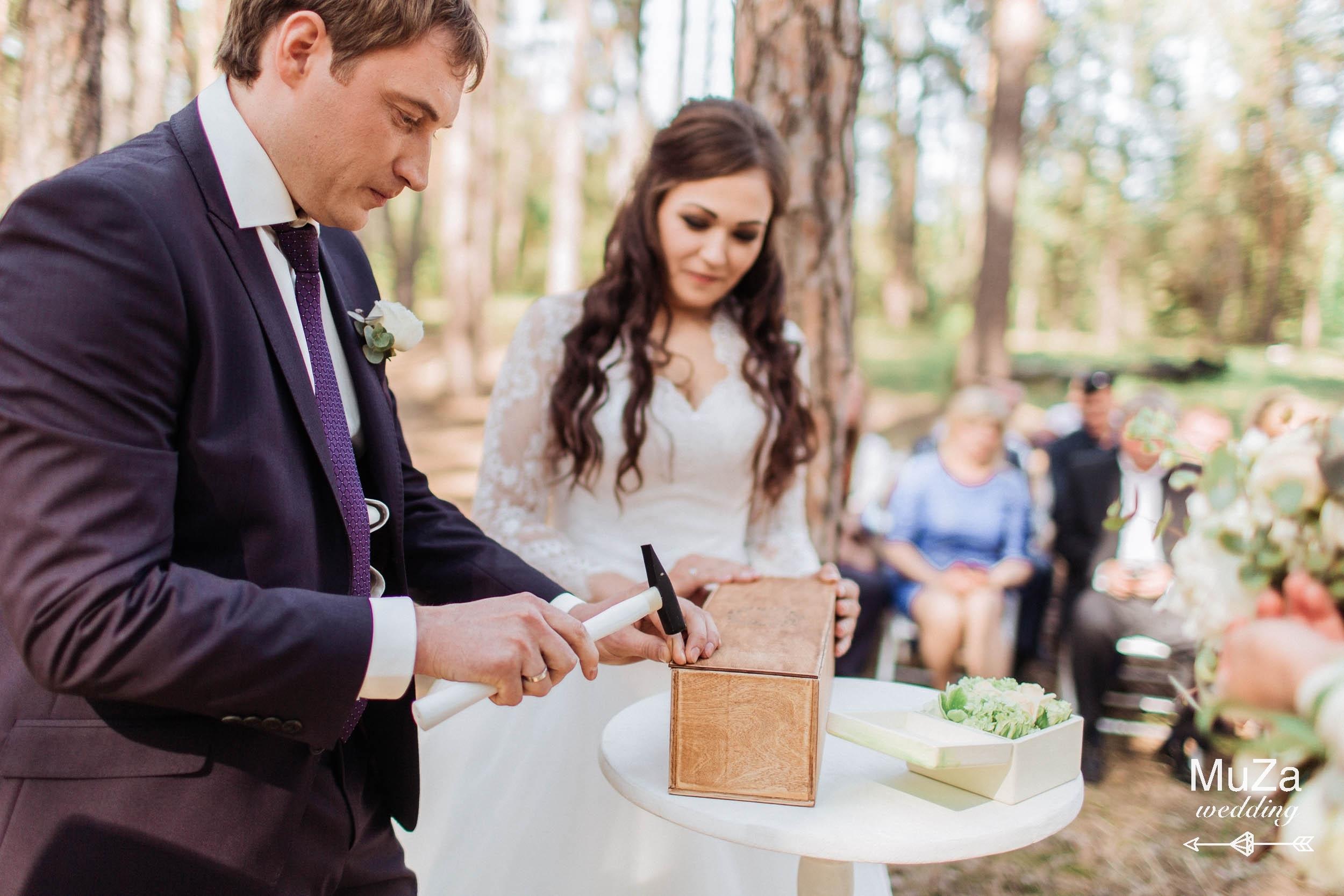 идея для свадебной церемонии