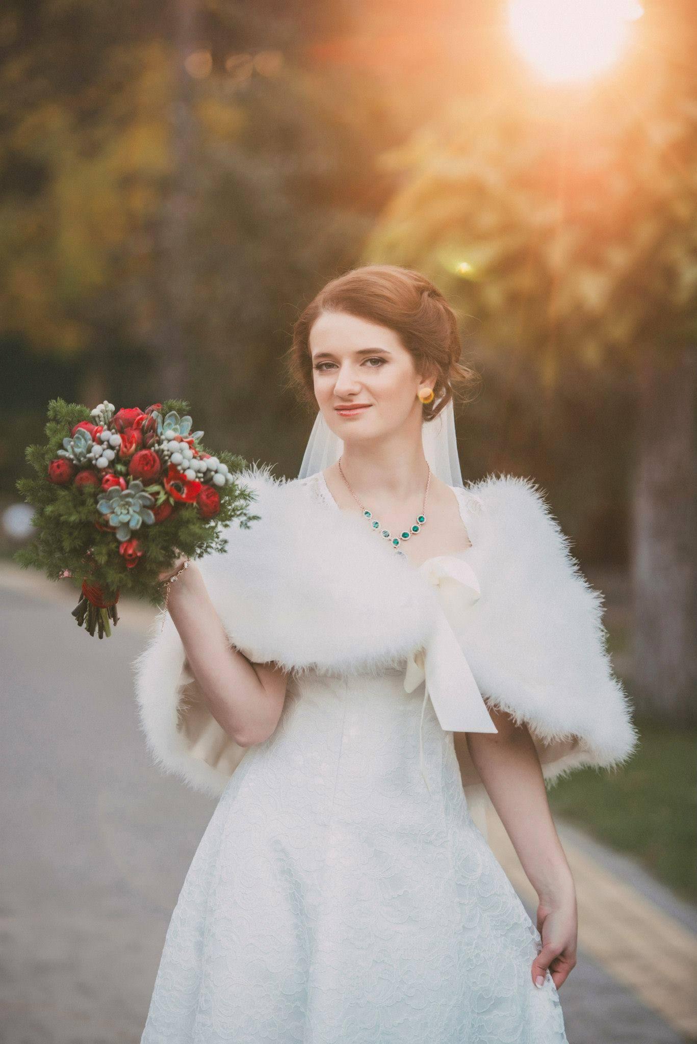 невеста Виктория - свадьба Киев