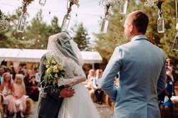 отец передает невесту жениху свадьба
