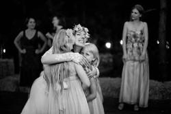 невеста дети свадьба счастье