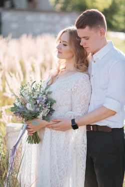 Свадьба в стиле бохо-шик, Киев