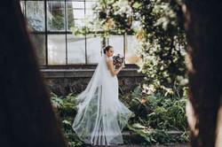 свадебная фотосессия на ВДНХ, Киев