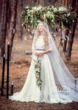 свадебная фотосессия бохо