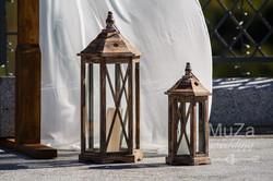 фонари декор церемония свадьба