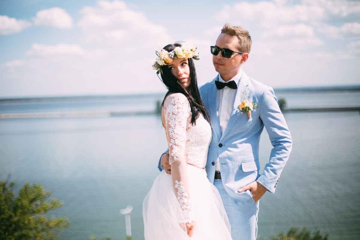 фотосессия жениха и невевсты, Киев