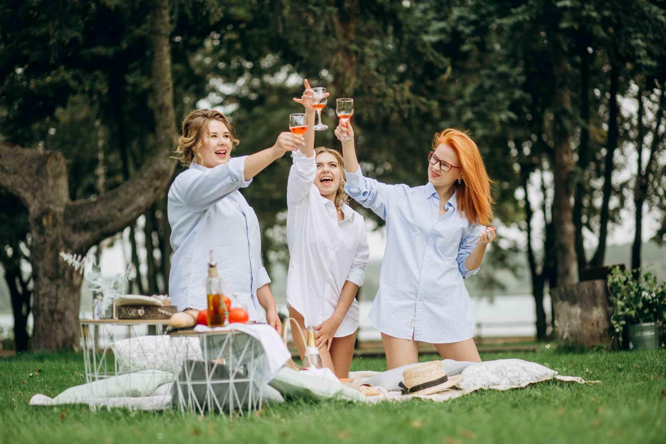 Организовать необычное утро невесты