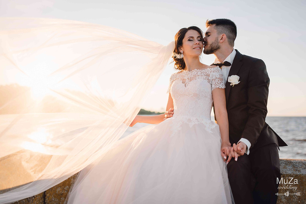 красивая свадебная фотосессия, свадебная фотосессия (прогулка) в отдельный день - верное решение