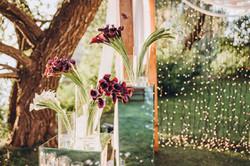 монокомпозиции на свадебной церемони