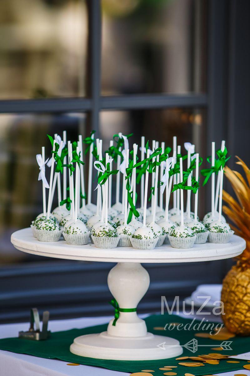 кенди-попс на свадьбе, candy pops