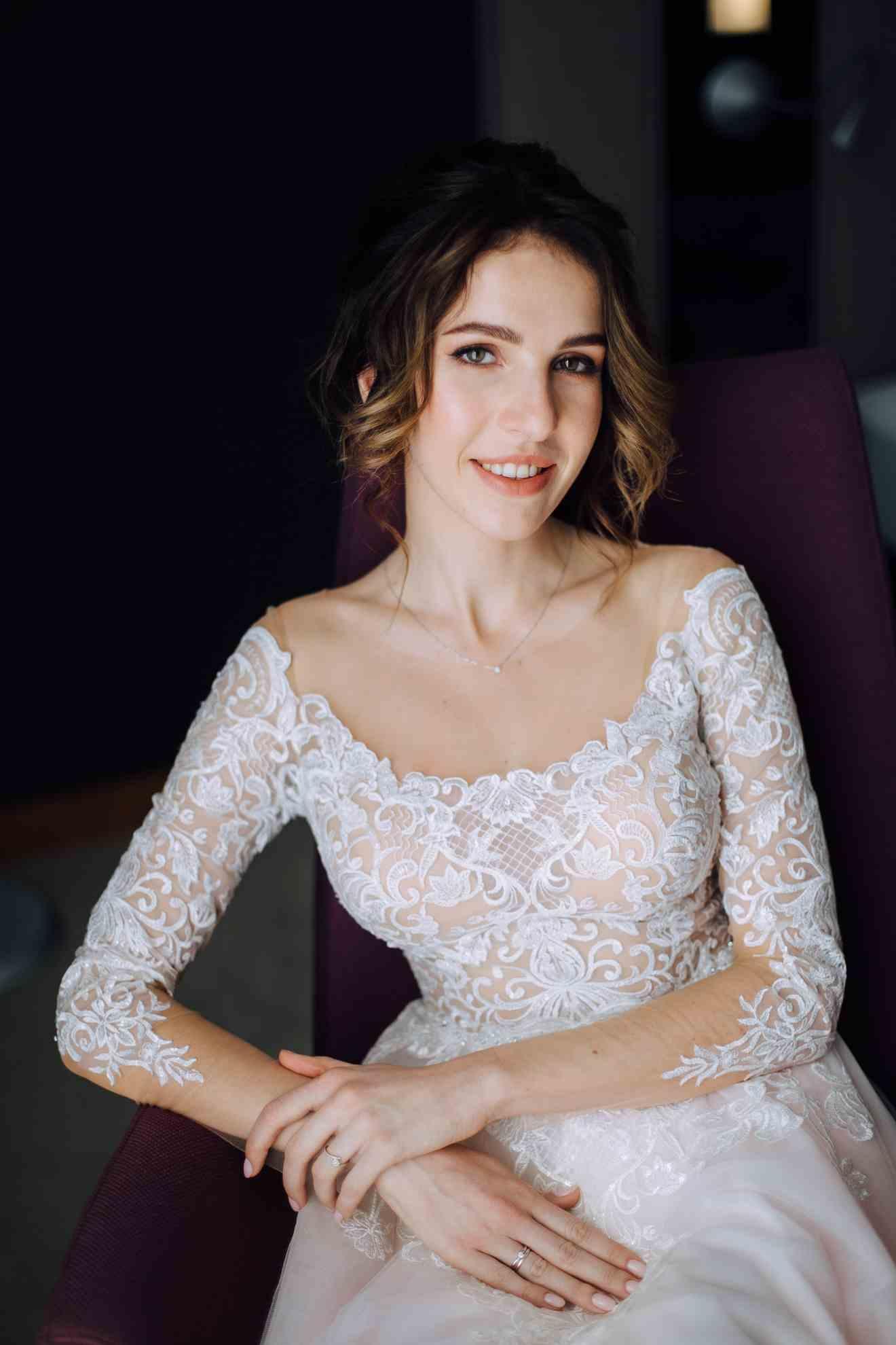 портрет невесты Екатерины